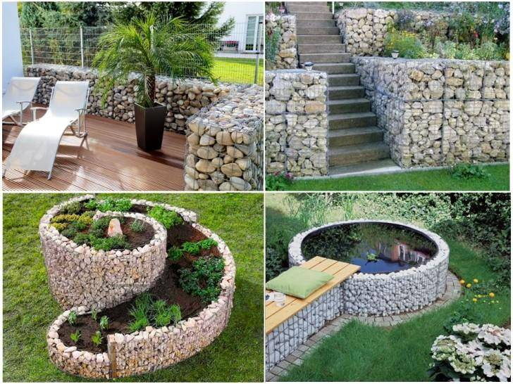 Оформление деревенского двора — дизайн территории частного дома