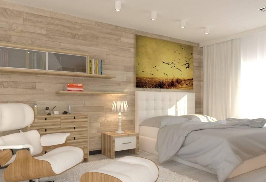 Гостевая спальня — красивый и комфортный дизайн (140 фото)