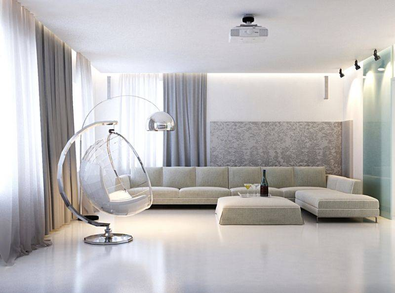 Минимализм в интерьере квартиры: фото минимализма в интерьере