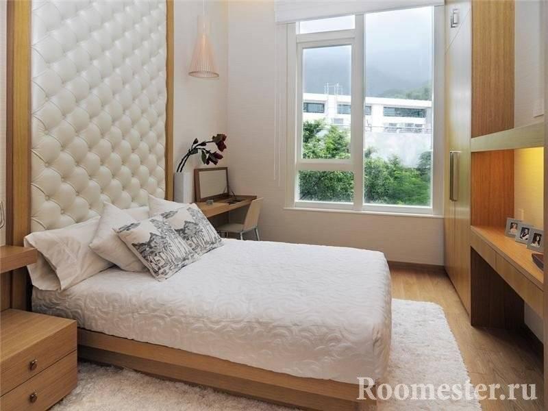 Дизайн комнаты 3 на 3 кв.м (57 фото): проекты модных интерьеров квадратной комнаты 9 кв.м, удачное оформление узкой гостиной в «хрущевке»