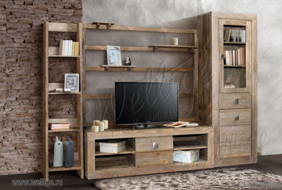 Белая мебель для гостиной, основные преимущества и недостатки