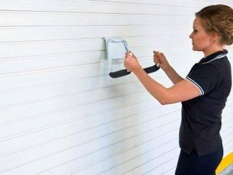 Отделка гаража внутри – обзор удачных решений для вашего «автомобильного дома»