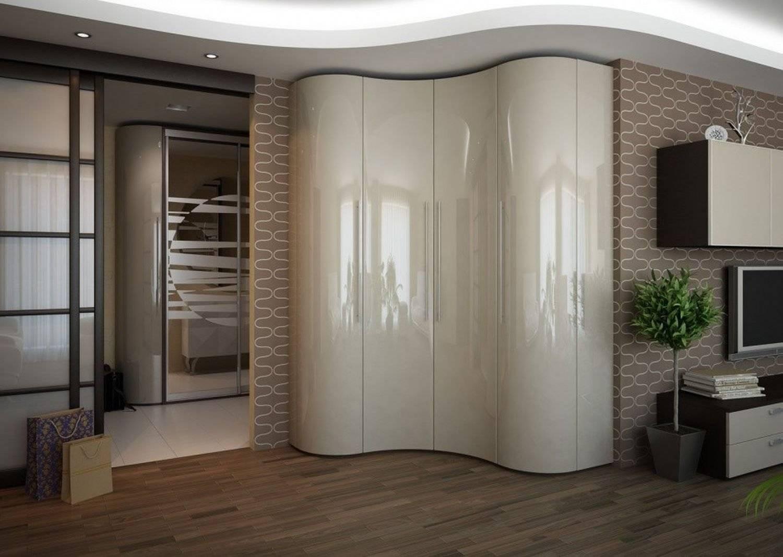 Шифоньер в спальню — стильные модели шкафов в спальню (фото новинок дизайна)
