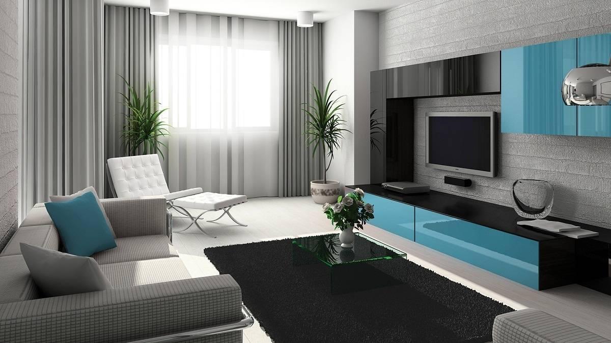 Гостиная в стиле минимализм: тонкости оформления и фото лучших примеров дизайна