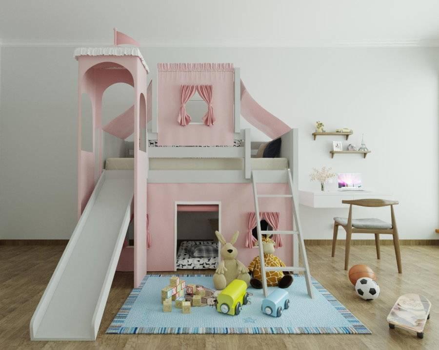 Двухъярусная кровать с ящиками: модели с лестницей, со ступеньками, с полками для хранения, инструкция по сборке