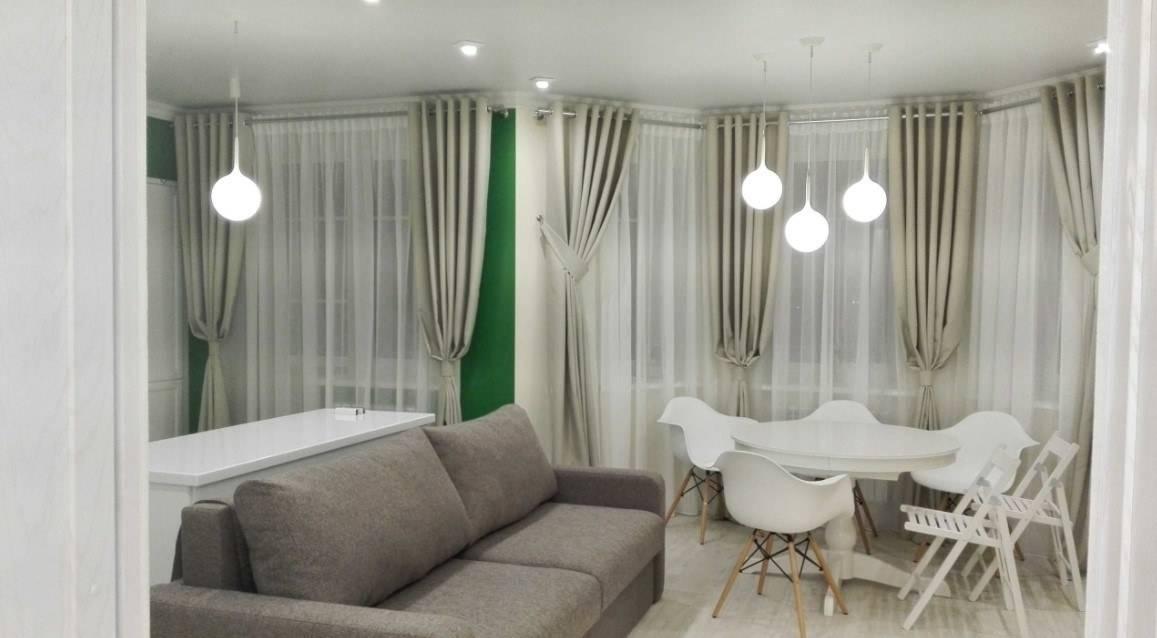 Тюль для гостиной: рекомендации по выбору, обзор материалов, тренды