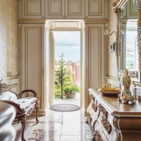 Классический дизайн квартиры - 110 фото элегантно оформленного интерьера