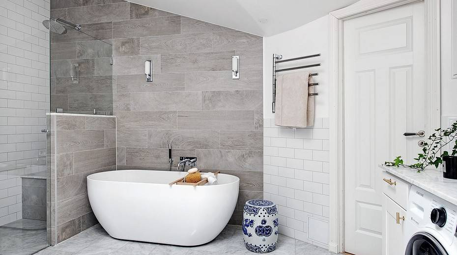 Современный дизайн ванной - идеи 2016 (76 фото)