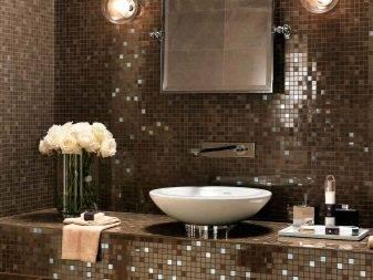 Варианты укладки настенной плитки в ванной комнате: фото, дизайн, схемы выкладки