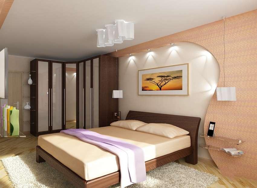 Спальня площадью 14 кв. м: 100+ фото [лучшие идеи дизайна 2019]