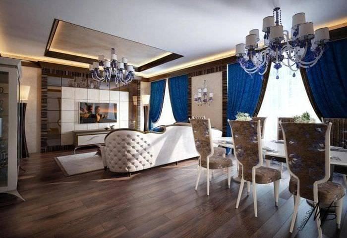 Кухня в стиле арт-деко: 50+ фото в интерьере, идеи дизайна