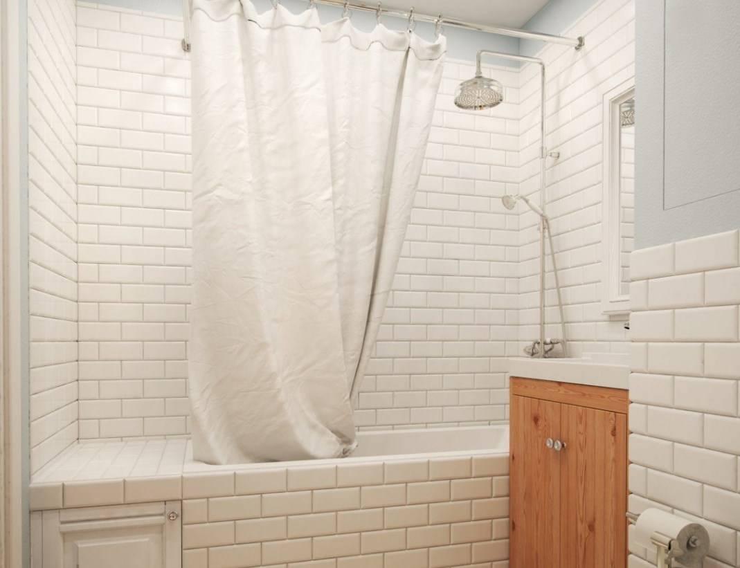 Ванная комната в скандинавском стиле (+60 фото)