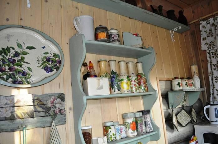 Декор кухни: идеи своими руками, как урасить интересными поделками и мелочами из подручных материалов, декоративные элементы из текстиля