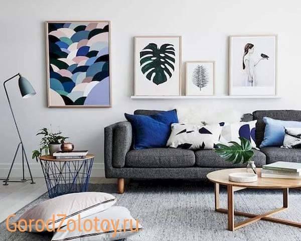 Дизайн спальни в стиле минимализм, идеи дизайна – rehouz