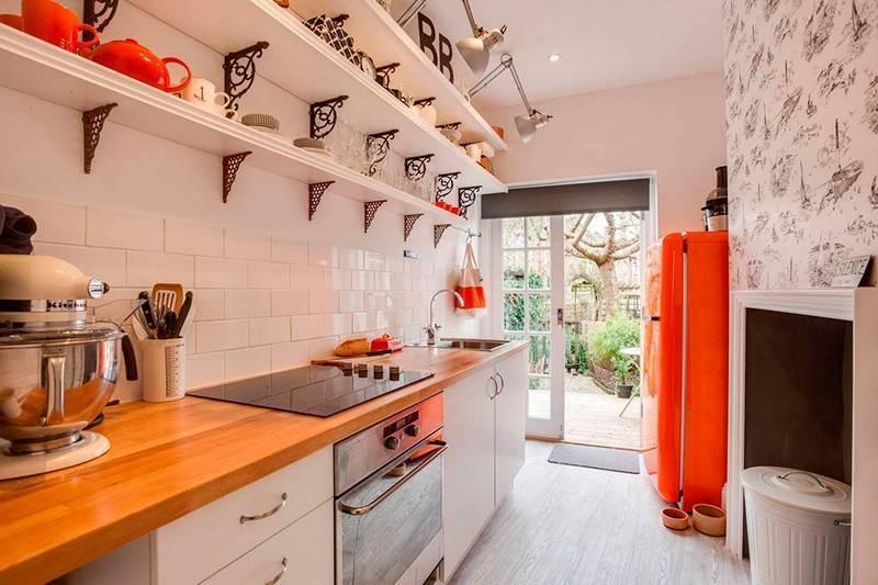 Три секрета удобной и практичной кухни