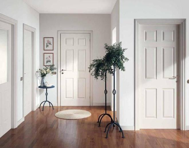 Светлые двери и светлый пол в интерьере (75 фото): темные стены с белыми полами, цвет венге и коричневые оттенки в светлой комнате