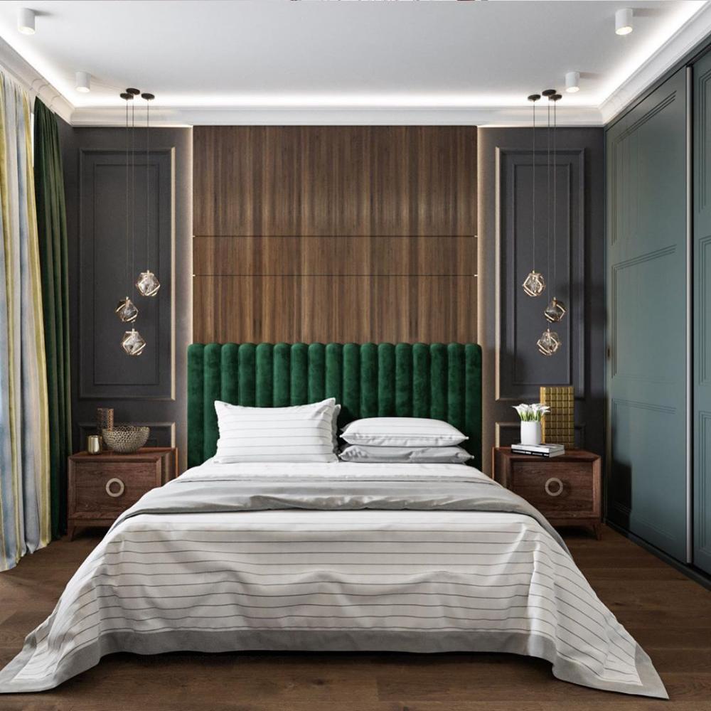 Декор спальни: инструкция по оформлению своими руками (120 фото новинок)