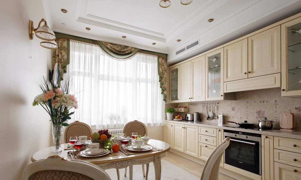 Кухня-гостиная 14 кв. м: дизайн, фото, нюансы оформления интерьера