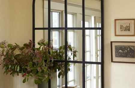 Штора в прихожую: 80 фото имитации окна и дверного проема, которые объединяют весь дизайн интерьера