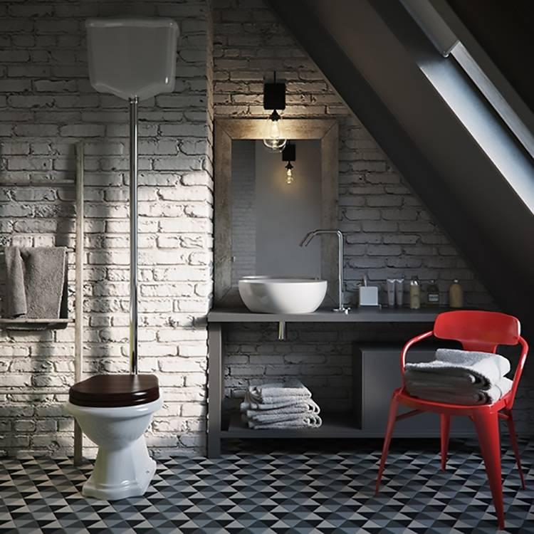 Выбор дизайна совмещенного санузла, 42 фото интерьера санузла в классическом стиле, арт деко, минимализм, советы как оформить маленький туалет и ванную в хрущевке