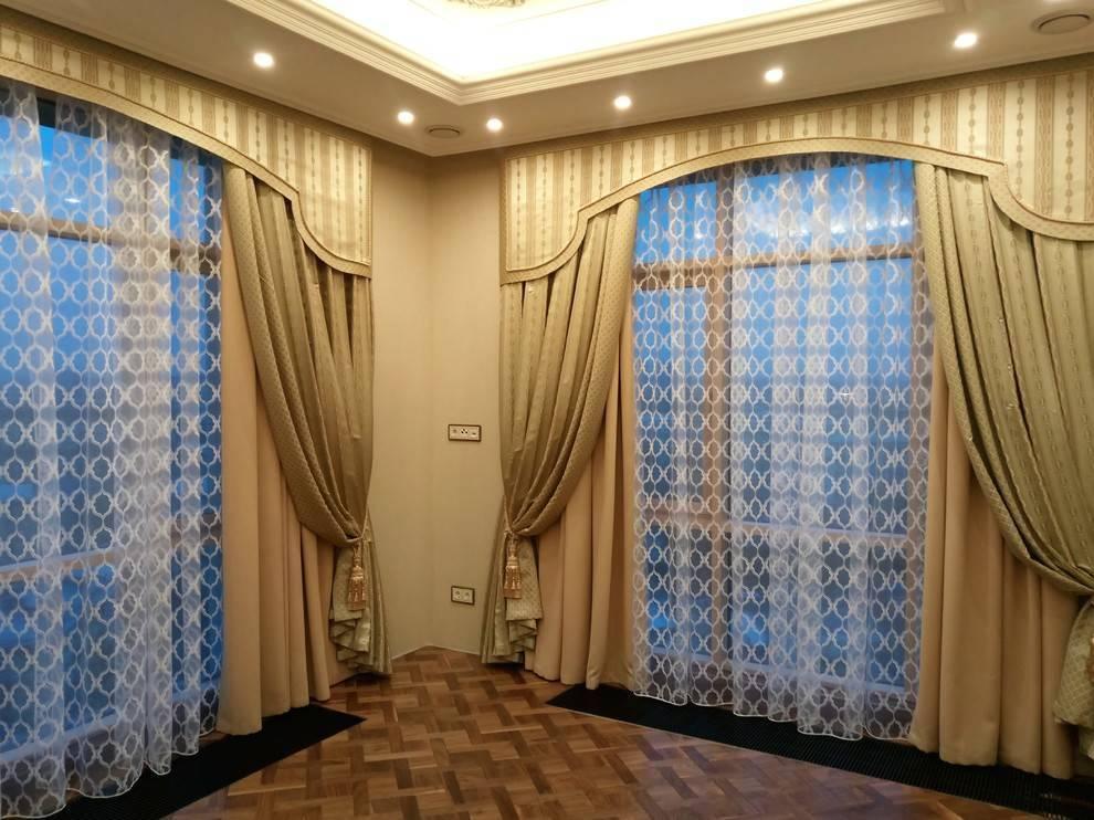 Комбинированные шторы — примеры идеального сочетания по цвету и стилю. топ-100 фото эксклюзивного дизайна