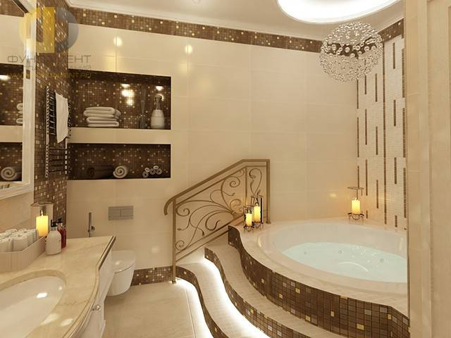 Отделка ванной плиткой — 155 фото лучших вариантов дизайна. советы по оформлению и выбору аксессуаров