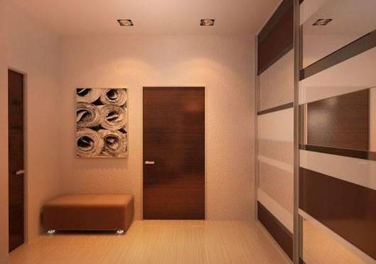 Картины в узкий коридор: фото-советы по выбору