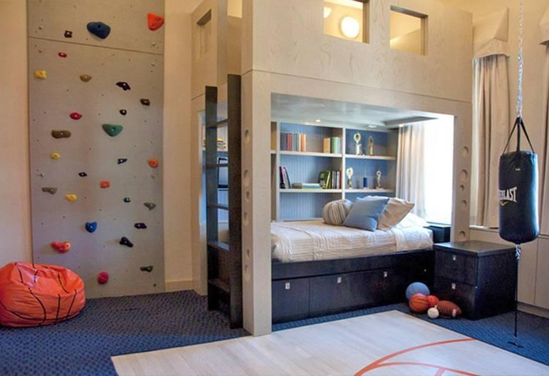 Обустройство детской комнаты — от 0 до 15