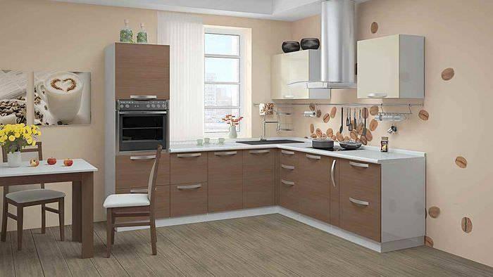 Дизайн кухни п44, п30 и 137 серии: рассмотрим лучшие варианты – блог про кухни: все о кухне – kuhnyamy.ru