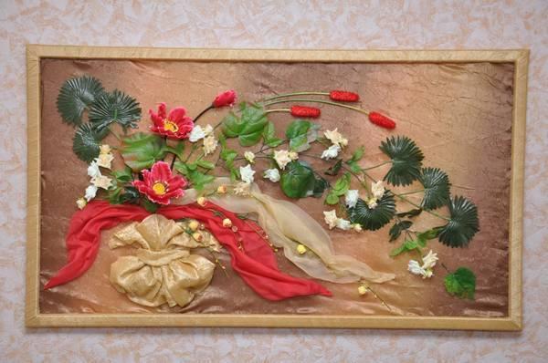Большие цветы из изолона своими руками: пошаговый мастер-класс, секреты мастеров. примеры оформления торжеств ростовыми цветами.   крестик