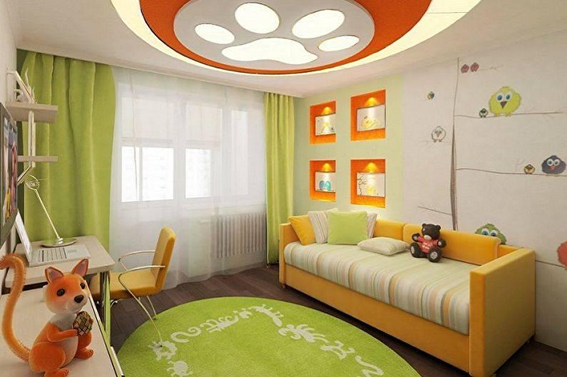 75 грамотно подобранных дизайна детской комнаты