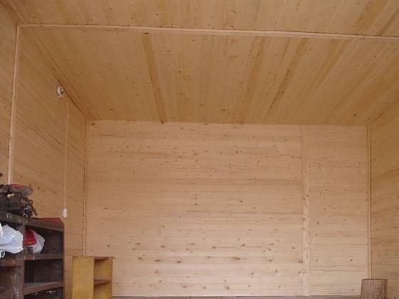 Внутренняя отделка гаража, варианты, фото, дизайны   гаражтек