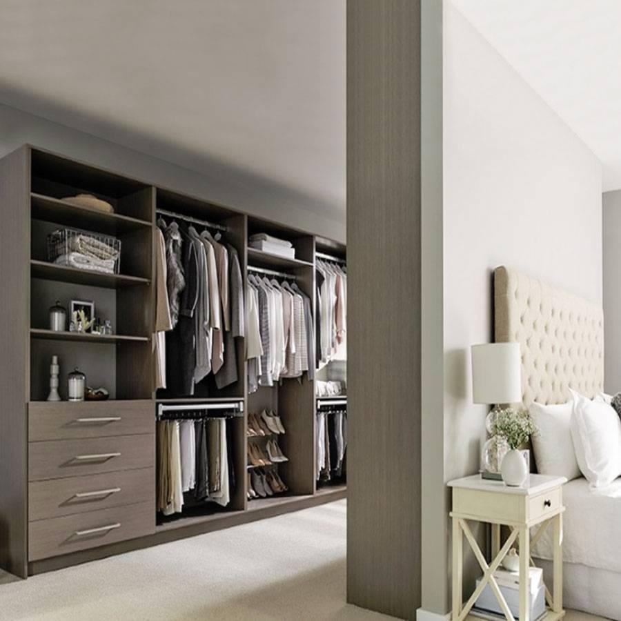 Идеи маленькой гардеробной: 115 фото обустройства, планировки и правила оформления