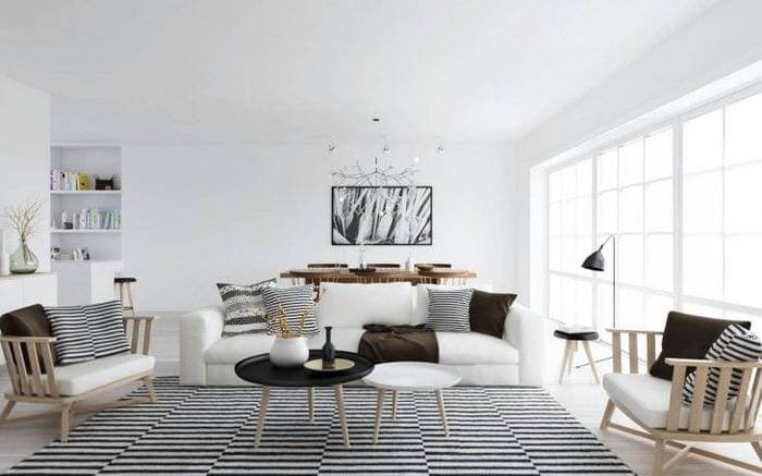 Популярные стили диванов