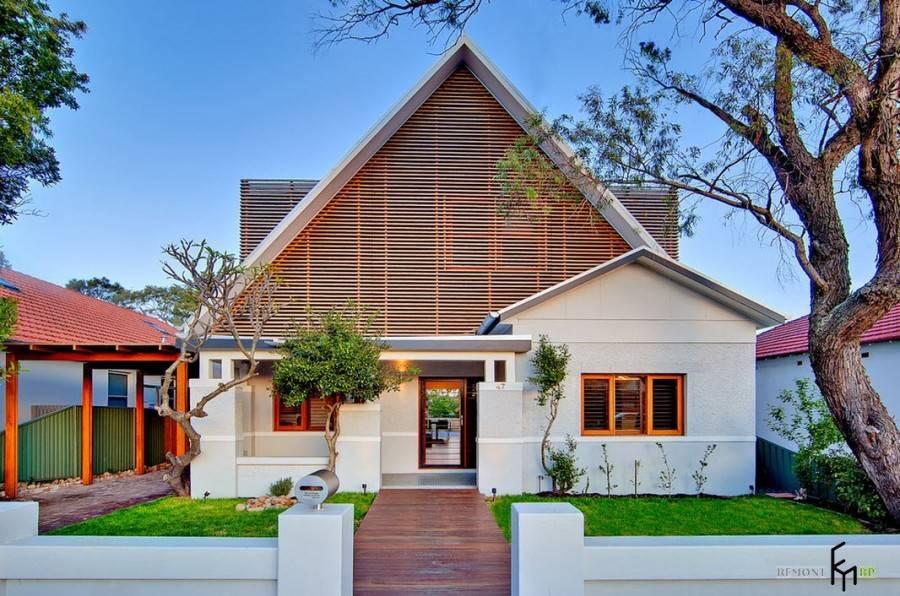 Фасад дома: как сделать красиво и стильно своими руками, фото, новинки дизайна