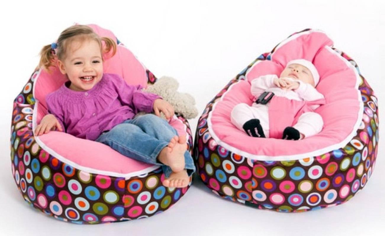Какая бывает детская мягкая мебель, рекомендации по выбору