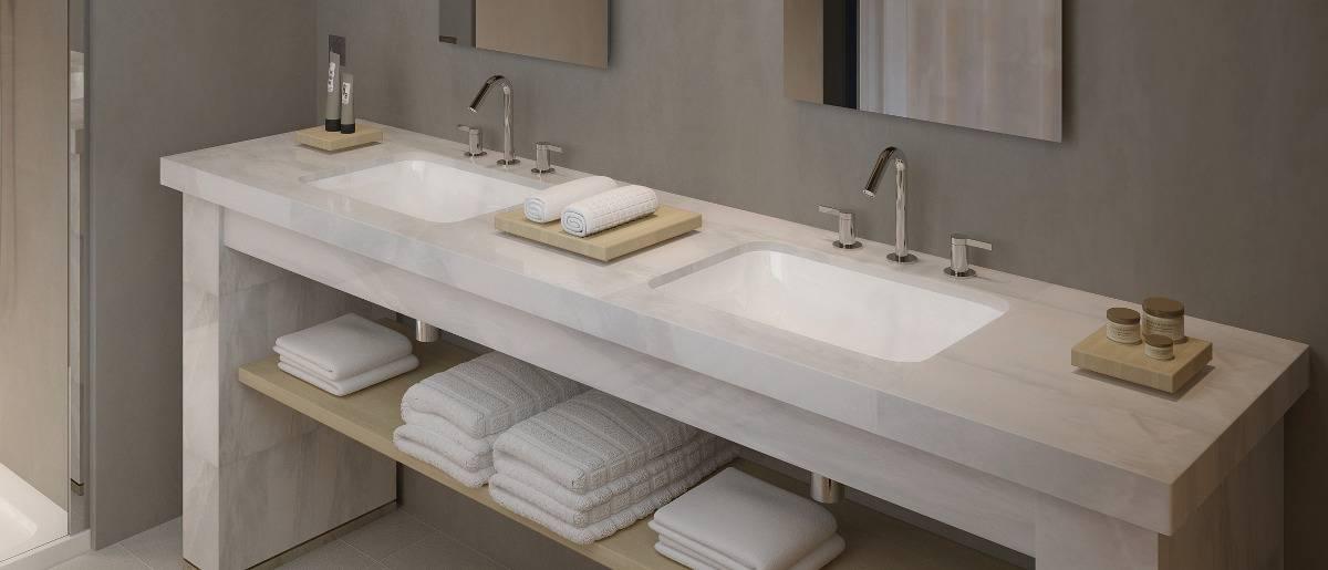 10 лучших раковин в ванную комнату