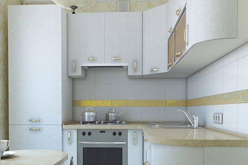 Дизайна маленькой кухни 6 кв метров, фото