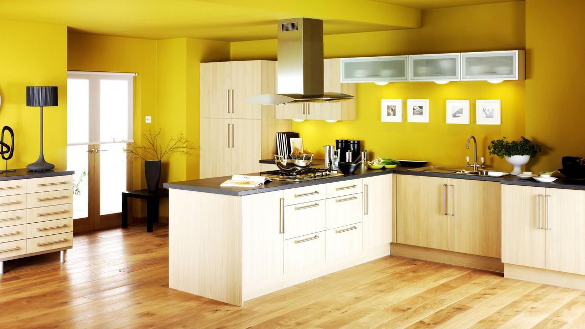 Краска для кухни: как правильно выбрать?