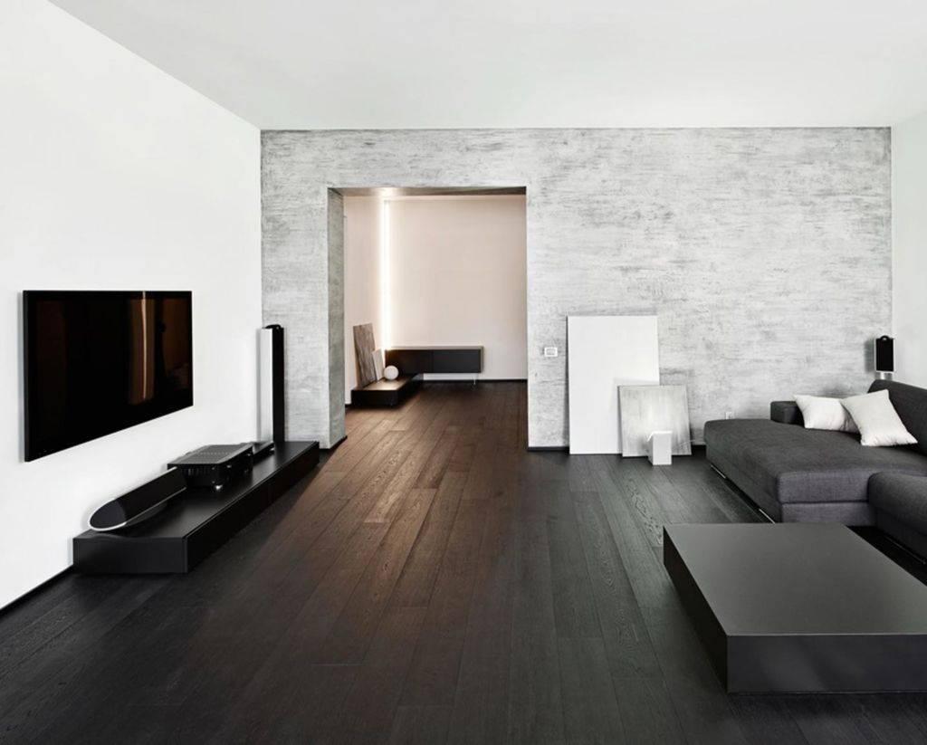 Дизайн квартиры в стиле минимализм - фото, особенности проектов