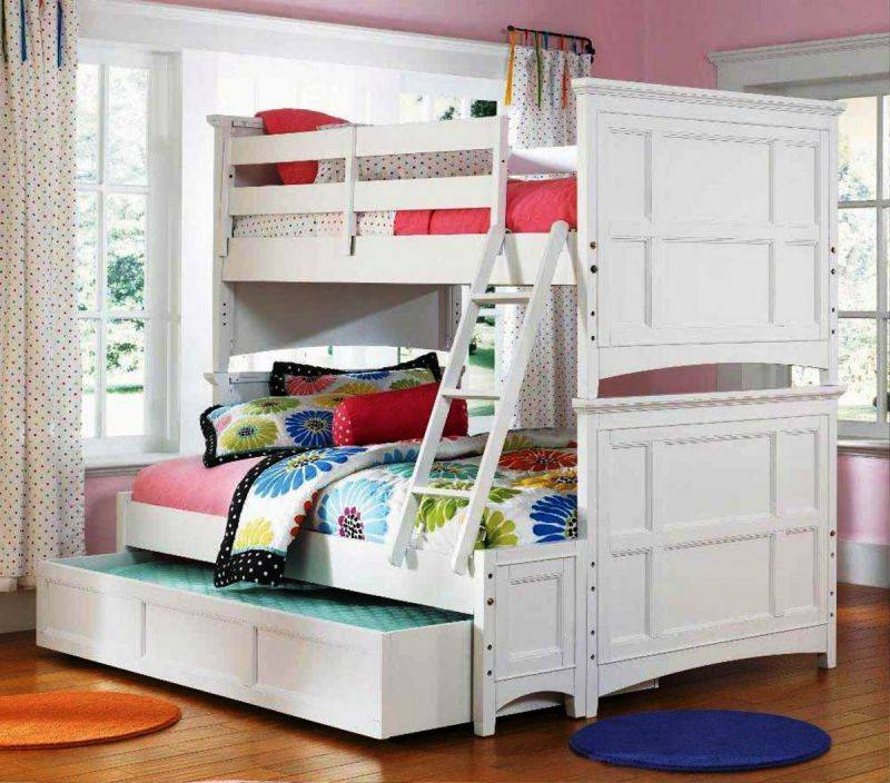 Дизайн комнаты для двоих детей: нюансы оформления, удачные варианты зонирования