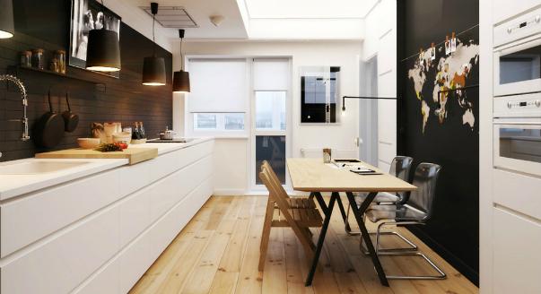 Идеальная квартира для холостяка – советы по оформлению