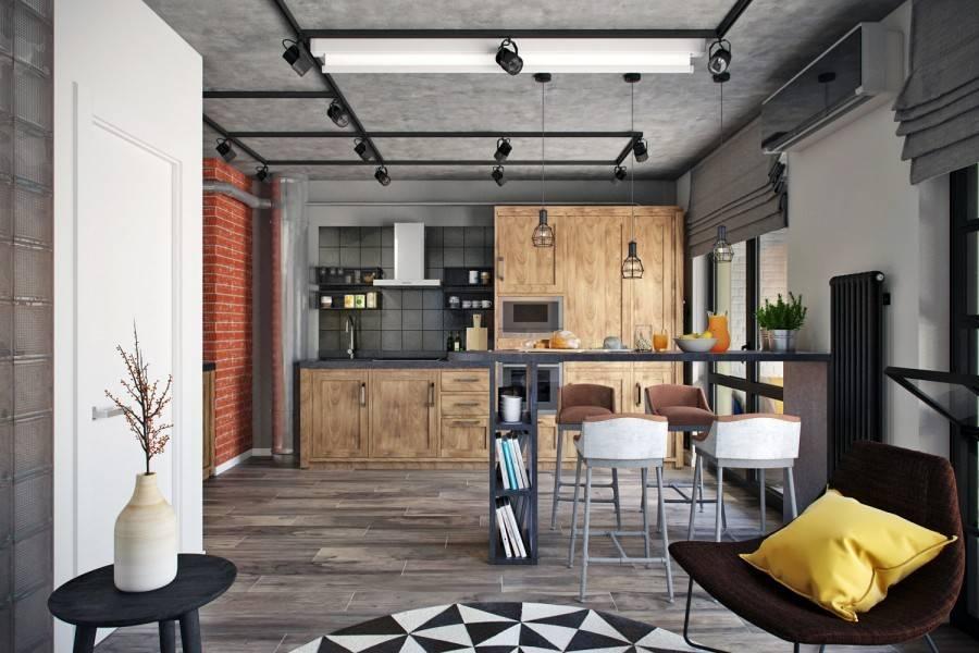 Идеи для ремонта 2к квартиры 40-42 метра: фото, 7 вариантов дизайна и планировки
