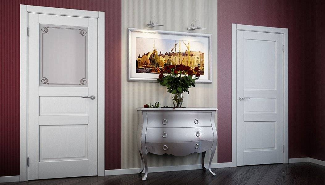 Двери венге в интерьере квартиры: 50 фото, современные идеи оформления