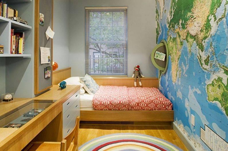 Детские спальни - 75 фото лучшего дизайна детской спальни