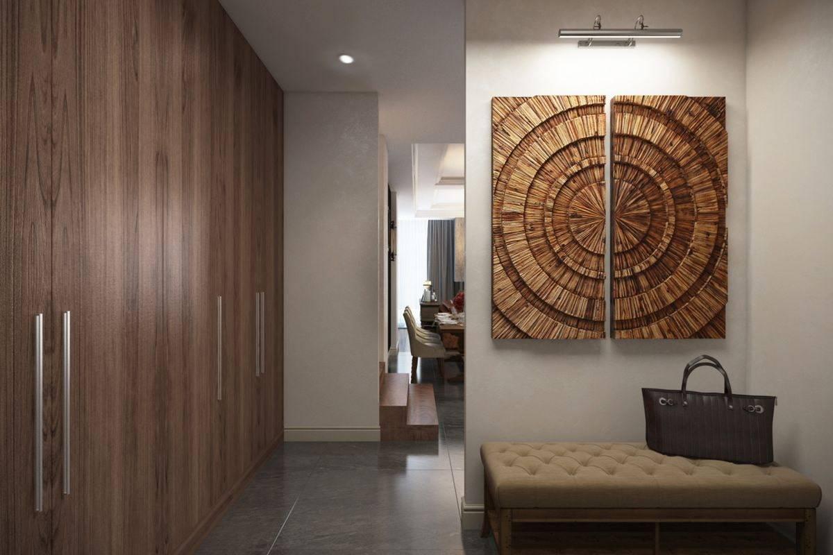 Прихожая (82 фото): красивый дизайн-проект интерьера коридора в квартире и частном доме, идеи 2021 оформления картинами