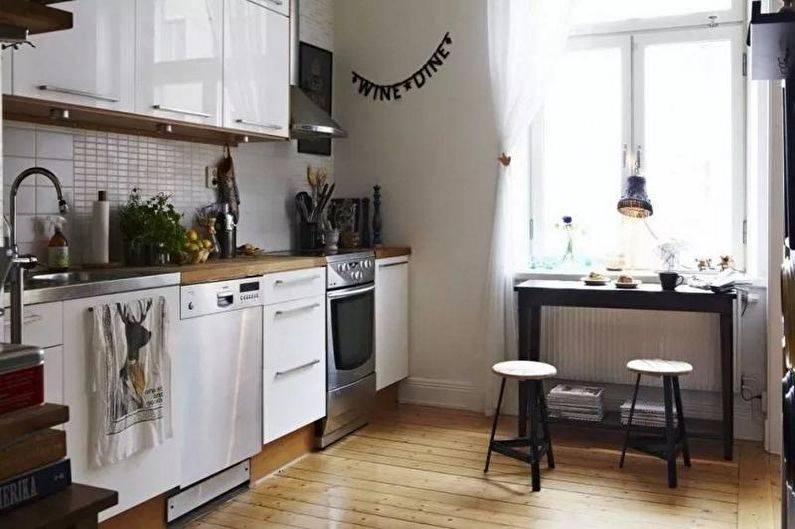 Кухня 14 кв. м: дизайн, фото интерьеров, ремонт, планировка