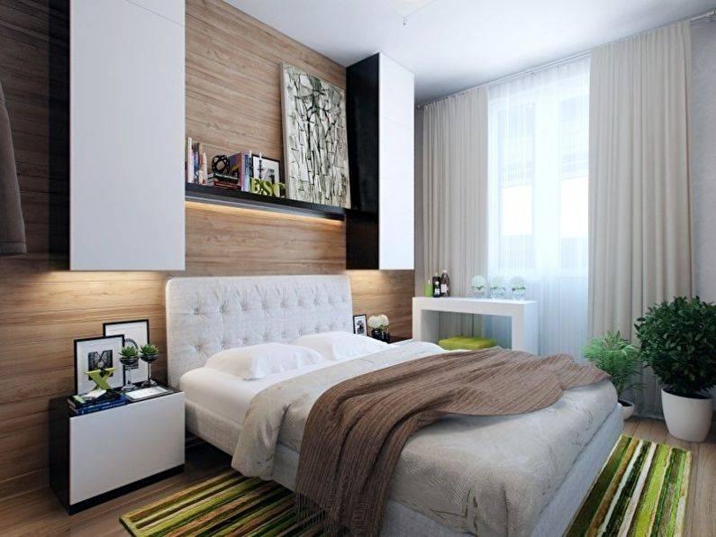 Дизайн маленьких спален площадью 5-6 кв. м (77 фото): особенности интерьера комнаты с окном в современном стиле. как выбрать обои для комнаты размером 2х3?