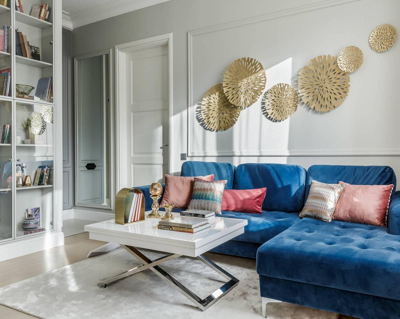 Как выбрать цвет дивана в интерьере: типы расцветок и цветовые планы для гостиной и других помещений