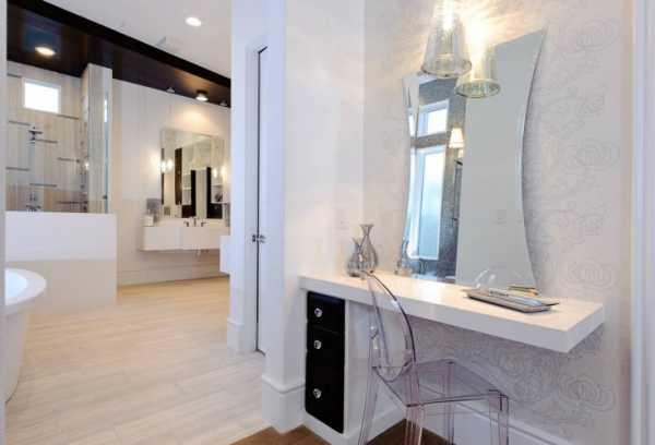 Туалетный столик в спальню - фото лучших моделей из каталога 2020 года